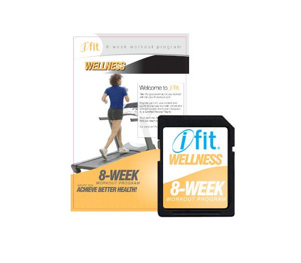 iFIT Wellness edzésprogram elliptikához - 3.szint