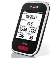 Polar V650 HR pulzusmérő kerékpár computer