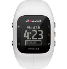 Polar A300 HR White pulzusmérő óra