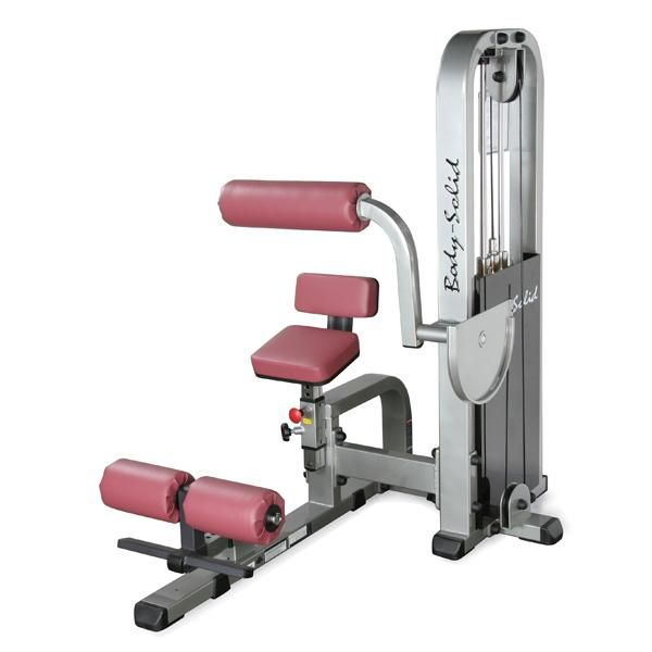 Body-Solid Pro Club Line  SAM 900/2 hasgép
