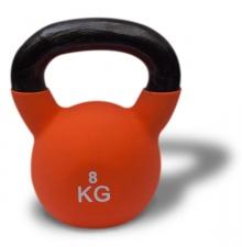 Deka Barbell Kettlebell 8 kg elöl