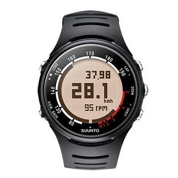 Suunto T3d Black pulzusmérő óra
