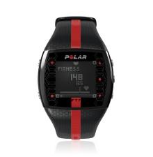Polar FT7 Black-Red pulzusmérő óra
